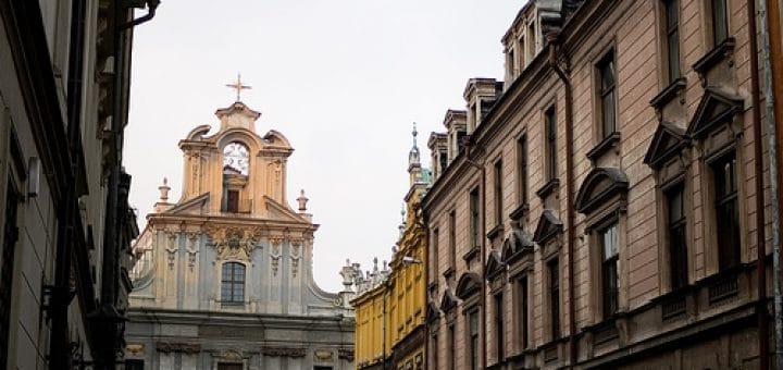 Vieille ville de Cracovie - photo de Peter Guthrie@Flickr