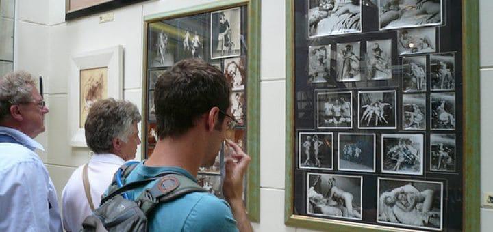 Sex Museum d'Amsterdam - Photo par Flo21