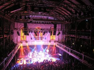Club Paradiso à Amsterdam [Leidseplein]