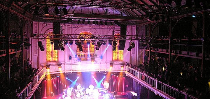 Club Paradiso à Amsterdam - Photo de /Ivan@Flickr