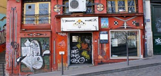 Kraspek Myzik : Concerts indés à Lyon sur les pentes de la Croix Rousse
