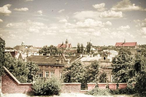 Panorama de Cracovie par bildungsr0man@Flickr