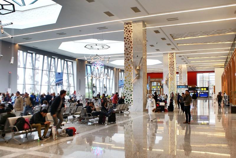 Aéroport de Fès (Maroc) : Bus navette ou taxi pour la Médina
