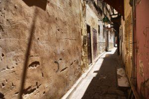 Fès : Se repérer dans la médina (vieille ville)