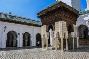 Mosquées à Fès : Mosquée Karaouiyne et les autres