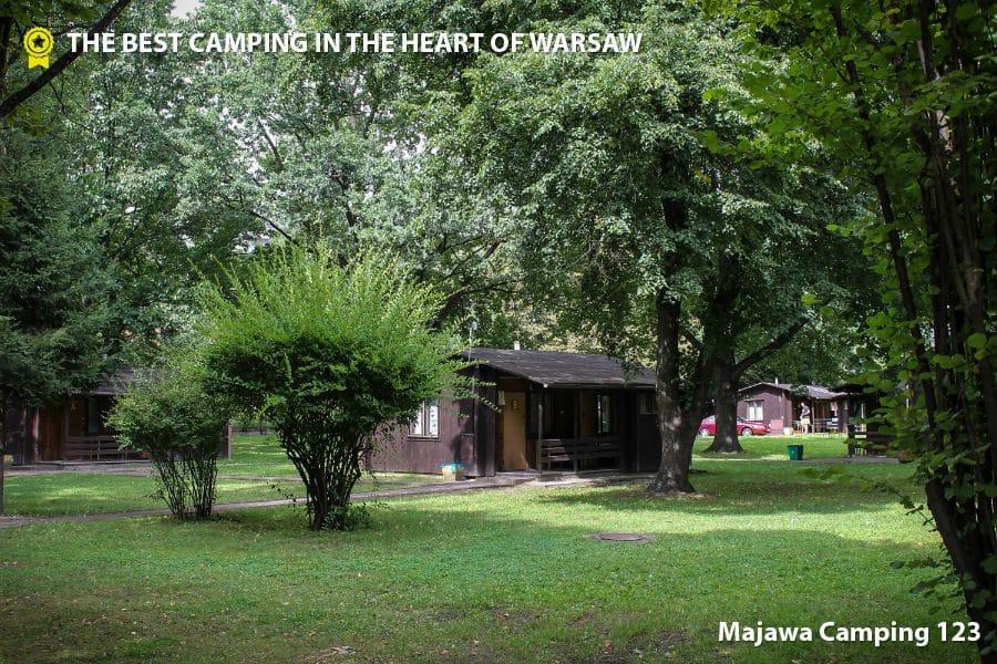 3 campings à Varsovie et dans sa région