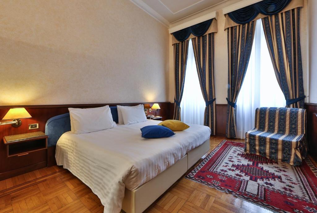 Hotel Best Western Moderno Verdi, hotel de luxe à Gênes.