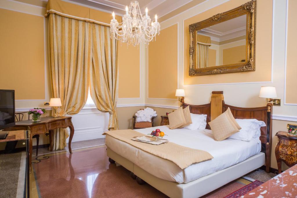Palace Bristol, hotel de luxe à Gênes.