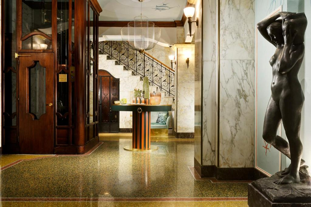 Continental Genova, hotel de luxe à Gênes.