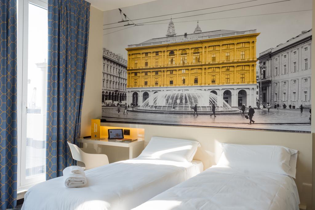 Sélection de 6 hôtels pas chers à Gênes à partir de 55 euros