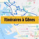 Visiter Gênes en 2 ou 3 jours : Itinéraires de balades à télécharger