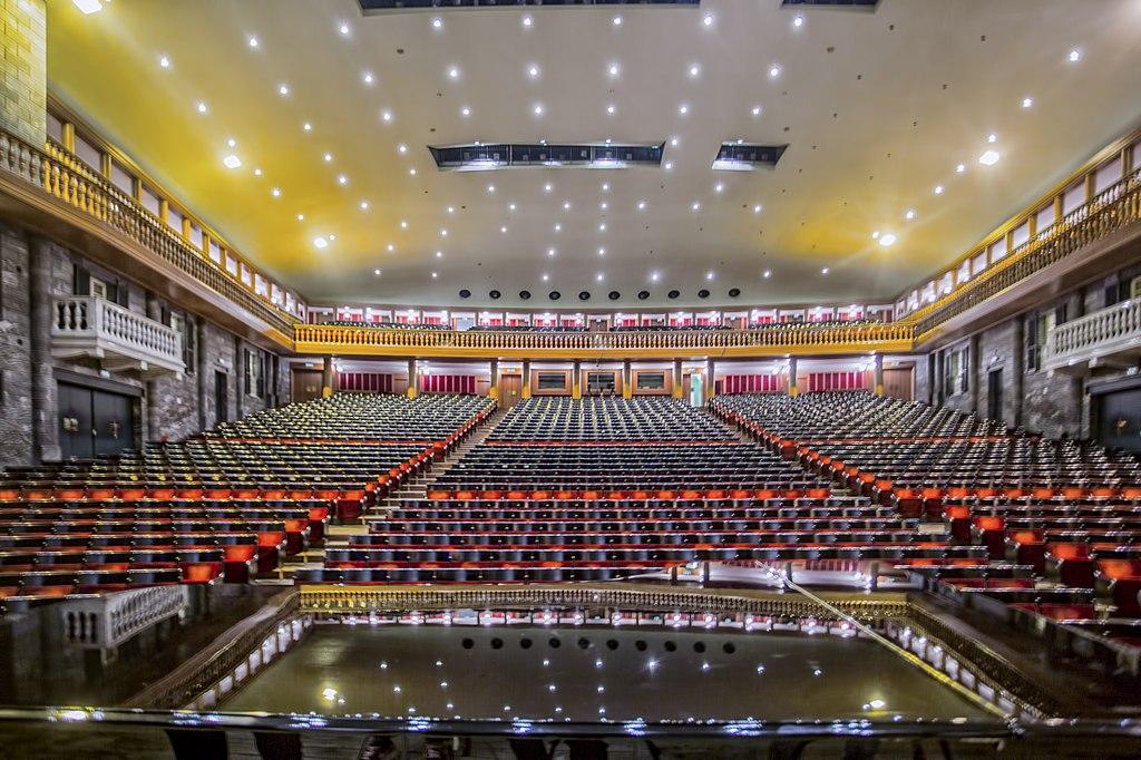 Teatro Carlo Felice à Gênes : Opéra, ballet et concert classique [San Vincenzo]