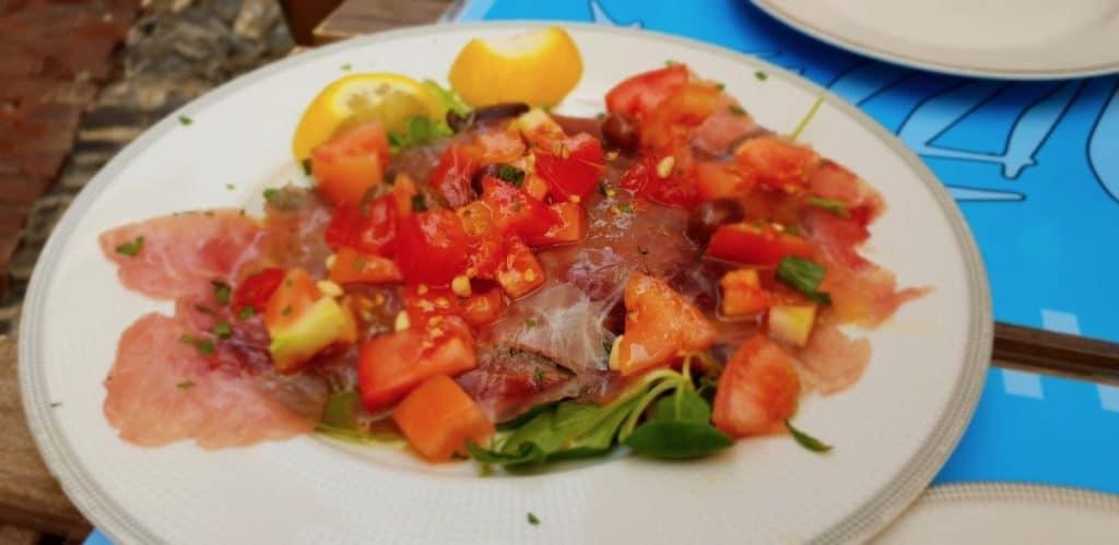 4 restaurants à Gênes pour manger poissons et fruits de mer