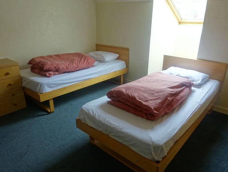 Metro Youth hostel, auberge de jeunesse à Glasgow.