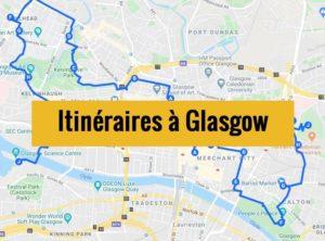 Visiter Glasgow en 3 jours : Itinéraire complet à télécharger