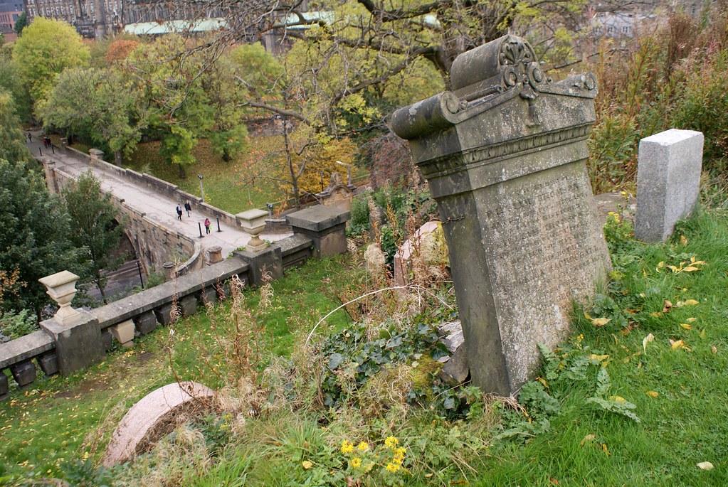 Glasgow Necropolis, un beau cimetière victorien [East End]
