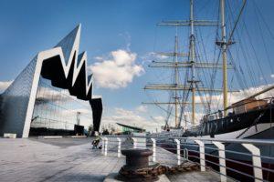 Riverside museum de Glasgow : Passionnant musée des transports [West End]
