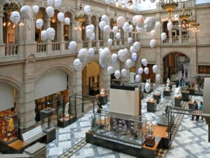 Musée Kelvingrove à Glasgow : Un beau musée de tout [West End]