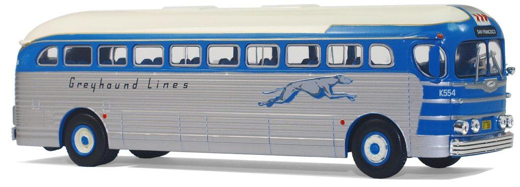 Parcourir les Etats Unis en bus depuis Los Angeles