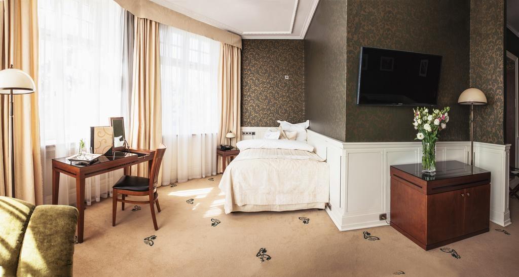 Superbe Grape Hotel à Wroclaw : Elegant, raffiné, agréable.
