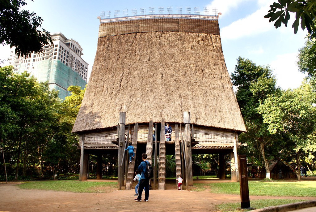 Musée d'ethnographie d'Hanoi : L'Incontournable visite du Vietnam [Hanoi ouest]