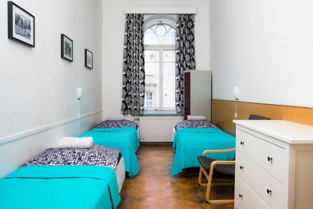 Auberge de jeunesse à Helsinki : Charmante et confortable.