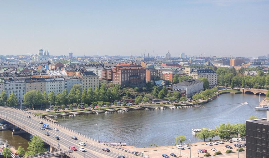 Auberge de jeunesse à Helsinki : Simple et agréable.