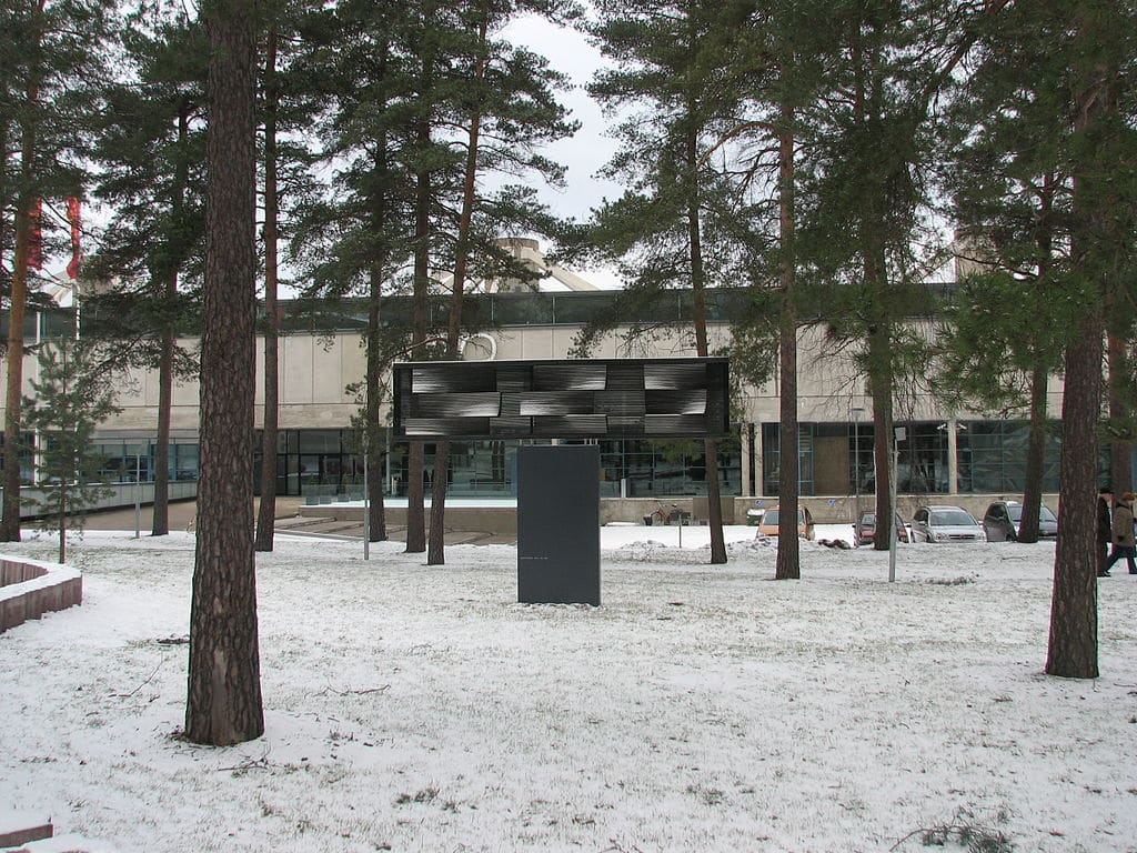 EMMA, musée d'art moderne d'Espoo - Photo de JIP