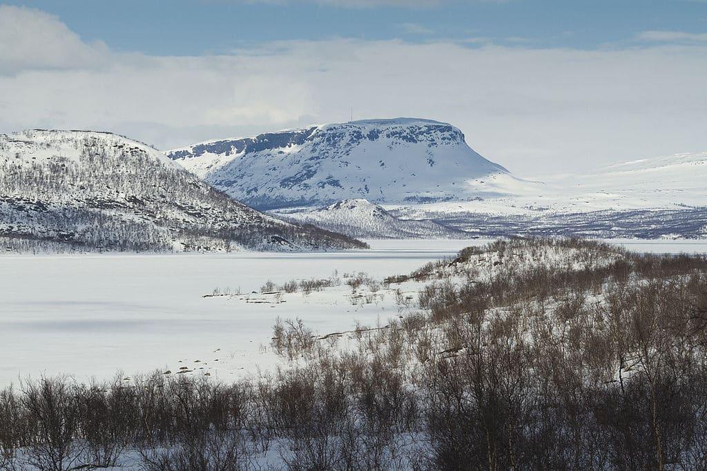 Paysage de Finlande près de Saana - Photo de Ximonic Simo Räsänen