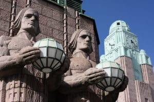 Gare d'Helsinki : Architecture et infos pratiques