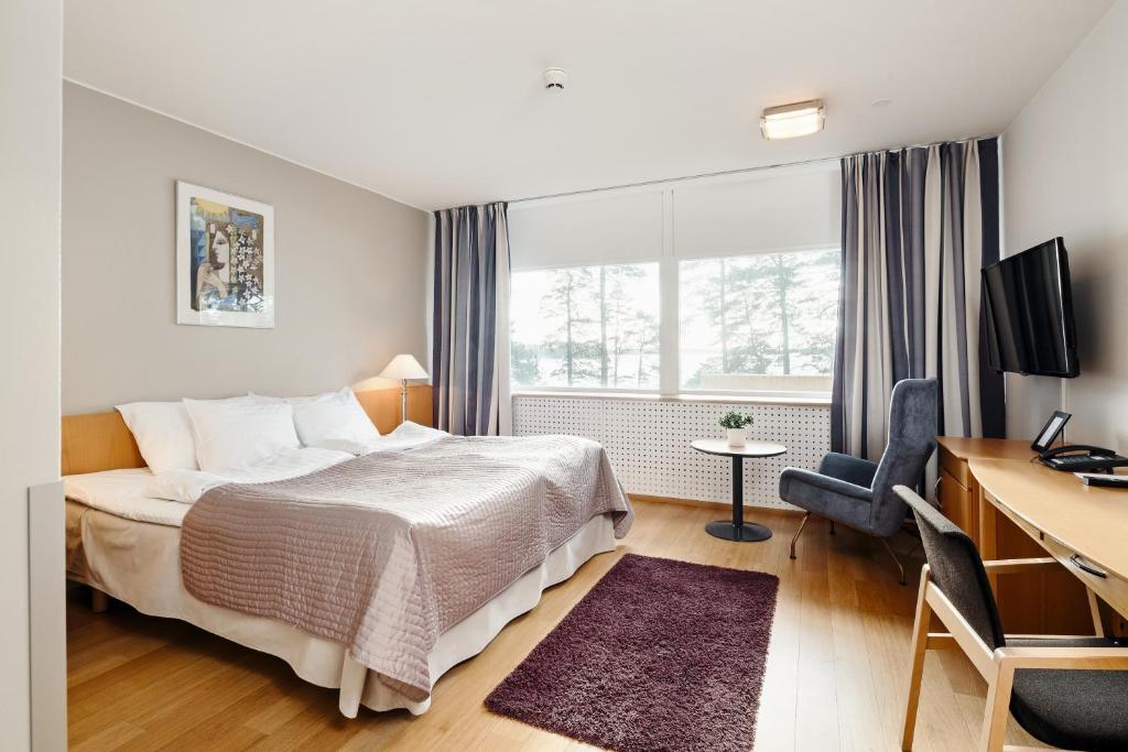 VALO Hotel, luxe moderne et classique à Helsinki.