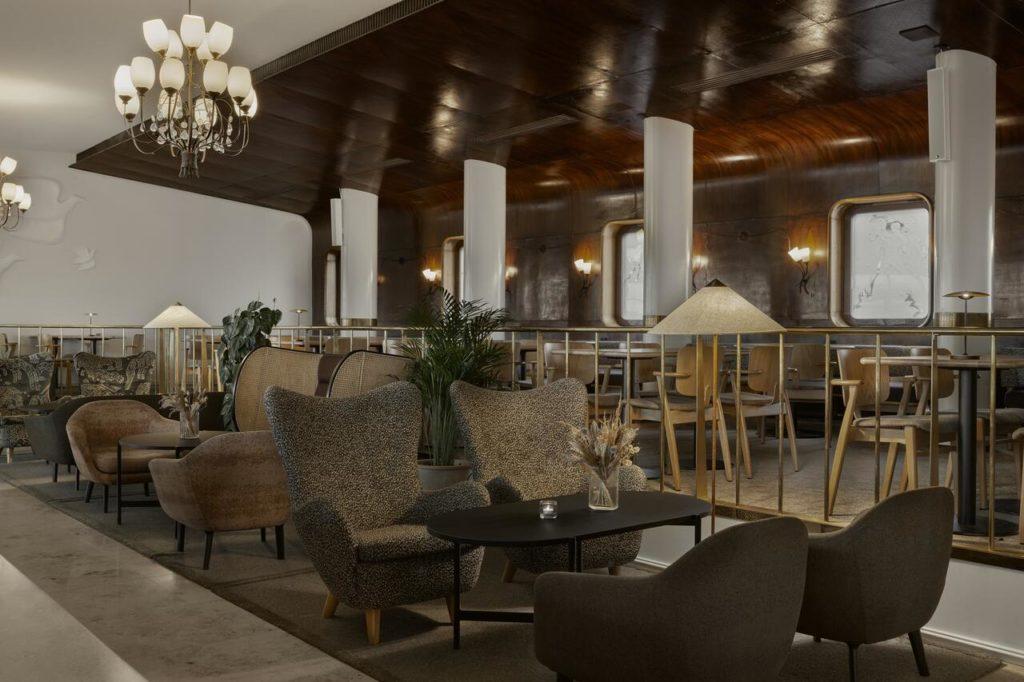 Original Sokos Hotel Vaakuna Helsinki : Luxe, charme et bonne situation en plein centre de la capitale finnoise.