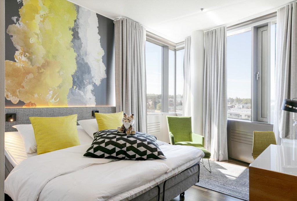 GLO Hotel Sello à Helsinki, hébergement d'un bon rapport qualité/prix.