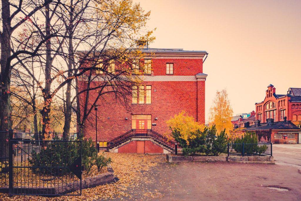 The Folks Konepaja Hotel à Helsinki, bonne adresse pas chère.