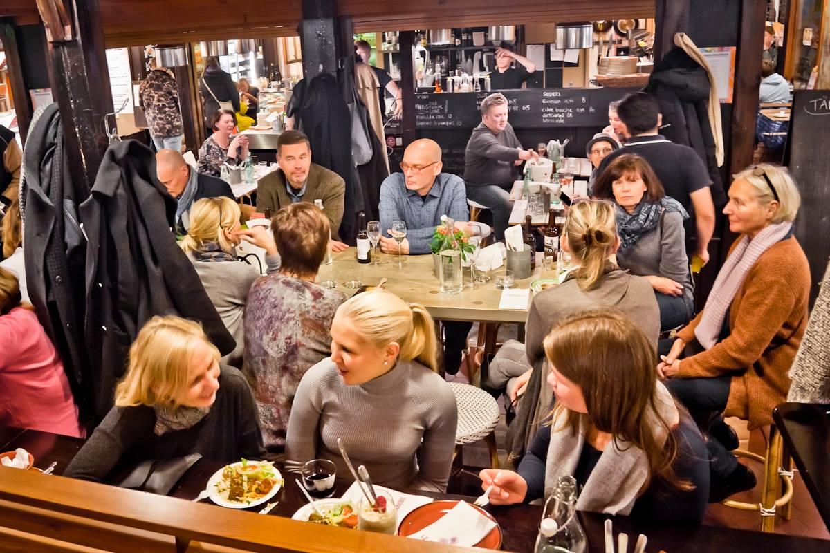 5 halles et marchés à Helsinki : Food hall, marchés aux puces et autres