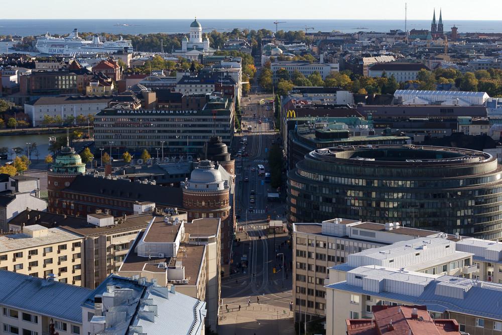 Monument à Helsinki : Eglise Kallio - Photo de Joneikifi
