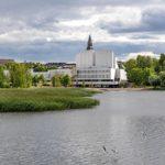 5 lieux autour de l'architecte Alvar Aalto à Helsinki