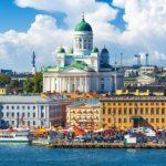 Centre d'Helsinki, coeur historique et animé de la capitale finlandaise
