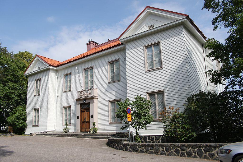 Musée Mannerheim à Helsinki - Photo d'Arkkipuudeli