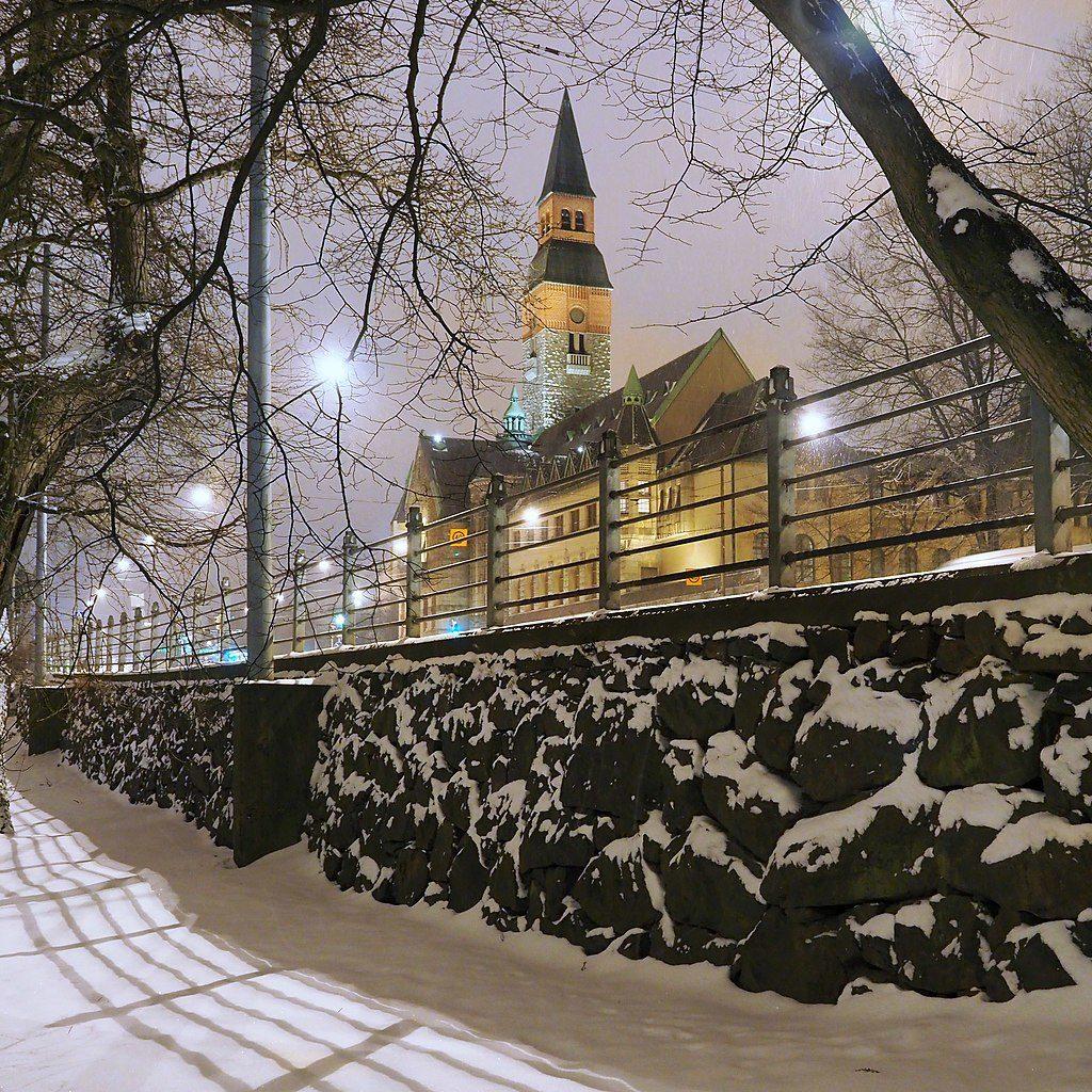 Musée National de Finlande à Helsinki - Marit Henriksson