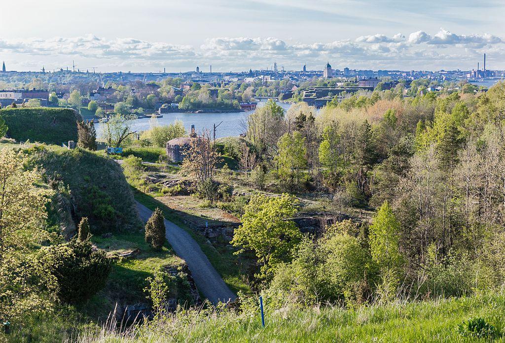 Parc Vallisaari à Helsinki - Photo de Ninara