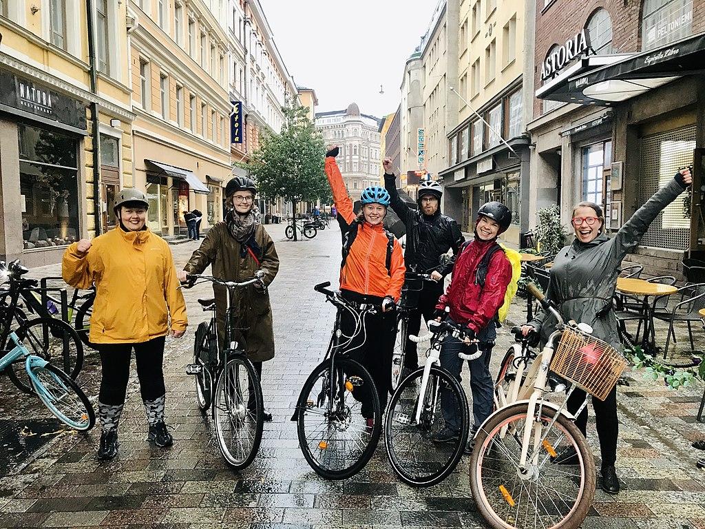 Location de vélo à Helsinki : 3 lieux où louer et libre service
