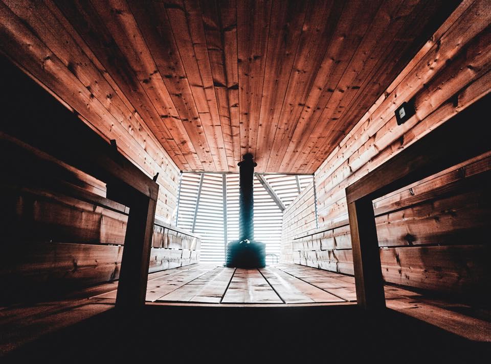 Sauna à Helsinki : Elégance et chic au Löyly