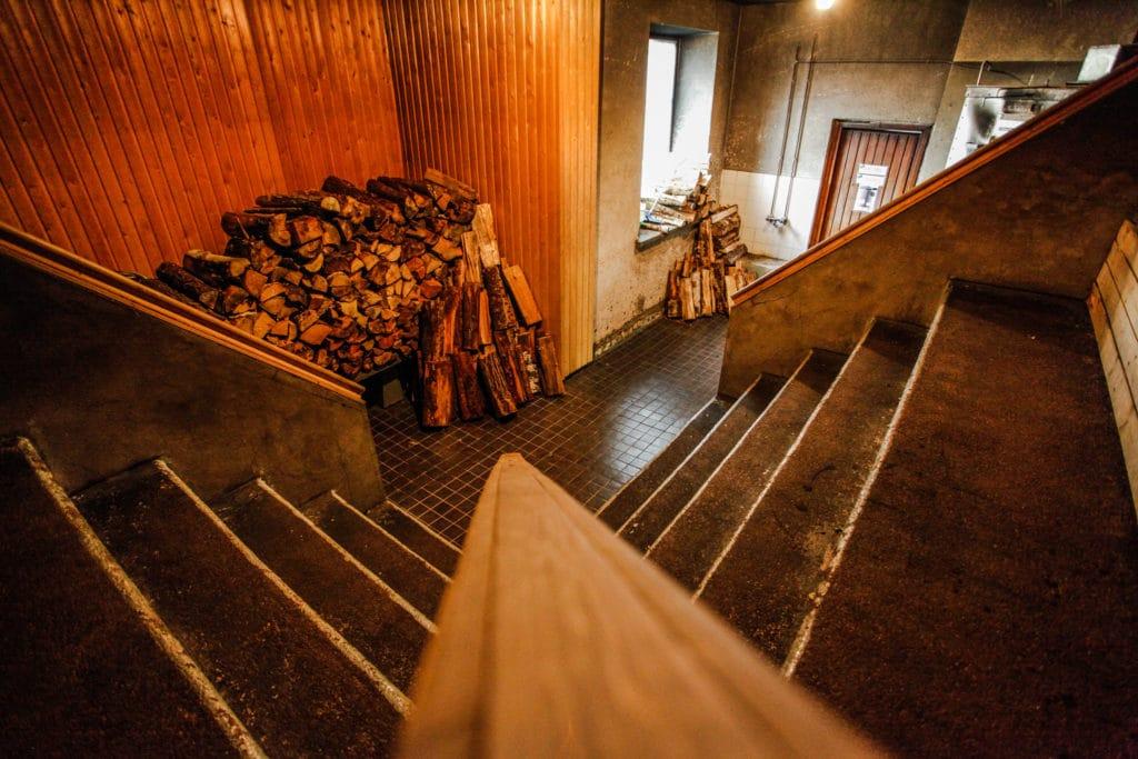Sauna à Helsinki : Kotiharjunsauna, lieu traditionnel chauffé au bois.