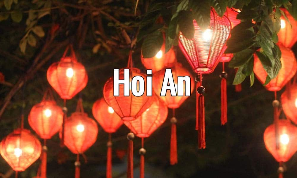 Hoi An au Vietnam, génial port florissant au 18e siècle resté dans son jus