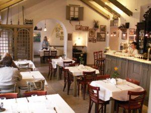 Restaurant juif traditionnel Pod Samsonem à Varsovie [Nouvelle ville]
