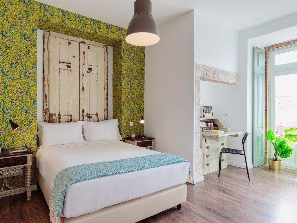 Hôtel Indy House à Lisbonne : Une belle adresse originale et pas chère.