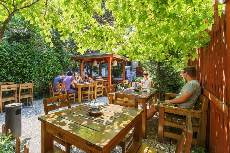 Auberge de jeunesse à Istanbul : Hush Hostel Lounge.