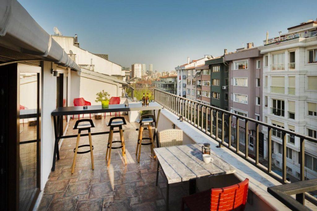 Auberge de jeunesse Moda Drei à Istanbul.