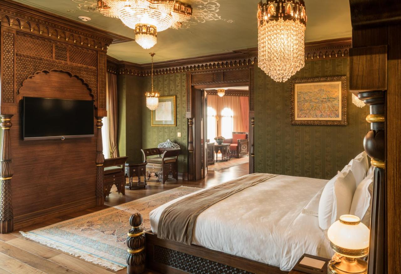 7 Hotels de luxe à Istanbul : Moderne, oriental, somptueux